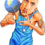 """""""Eminem"""" by odea"""
