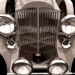 """1933 Packard 12"" by JamesHowePhotography"