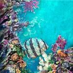 """""""Ocean Dudes - Butterflyfish"""" by sueduda"""