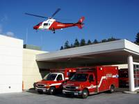 Airlift Northwest at Hospital