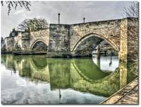 The Old Bridge at Huntingdon