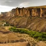 """River Pinturas Canyon, Santa Cruz, Patagonia, Arge"" by Irudi"