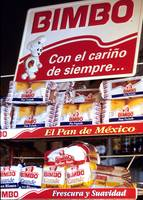 Mexico Bimbo Bread