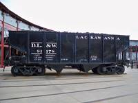 Lackawanna Coal Mine Car