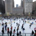 """Millennium Park - Ice Rink"" by nicelysighted"