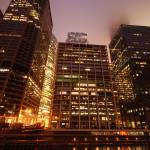 """Chicago financial district"" by nicelysighted"