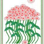 """HaloFlowers Bouquet"" by vbrutoskyfineartist"
