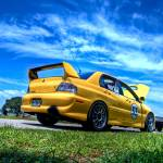 """Mitsubishi Lancer Evo"" by jun"