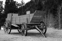 Wagon of the past