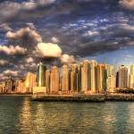 """Jumeirah Beach Residence panorama"" by momentaryawe"