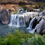 """Shoshone Falls"" by pbk"