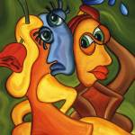 """2 to Tango"" by jmathernestudio"