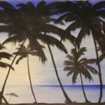 """Bahamian Beach2"" by solomonart"
