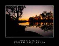 Night Falls On The Murray