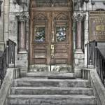"""Old Entryway HDR"" by JoshNorthrup"