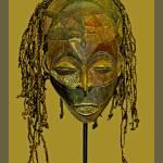 """African Mask 3P"" by haroldbonacquist"