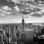 """A Manhattan Skyline"" by slashnburn"