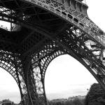 """Eiffel Tower, Base"" by joho"