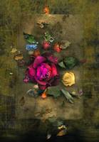 Still Life with a Purple Rose