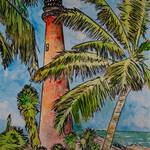 """florida lighthouse"" by derekmccrea"