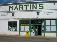 Martin's in El Rito, New Mexico