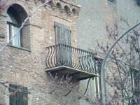 Balcony in Rome
