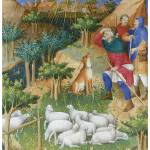 """Boucicaut Master The Annunciation to the Shepherds"" by ArtLoversOnline"