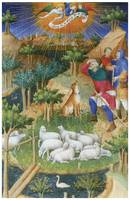 Boucicaut Master The Annunciation to the Shepherds