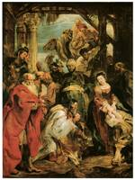 Peter Paul Rubens' The Adoration of the Magi