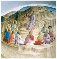 Fra Angelico's The Sermon on the Mount