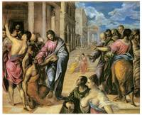 El Greco's The Miracle of Christ Healing the Blind