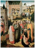 Christ Handing the Keys to St. Peter