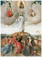 Gerard David's The Transfiguration