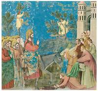 Giotto's The Entry into Jerusalem