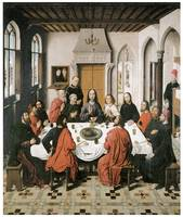 Dieric Bouts' The Last Supper