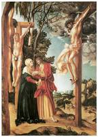 Lucas Cranach the Elder's Crucifixion