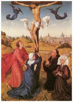 Rogier Van Der Weyden's The Crucifixion
