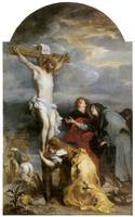 Anthony Van Dyke's The Crucifixion