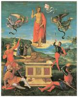 Raphael's The Resurrection of Christ