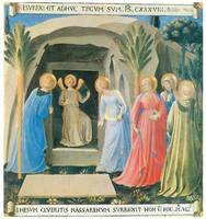 Fra Angelico's The Marys at the Tomb