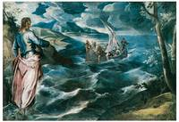 Tintoretto's Christ at the Sea of Galilee