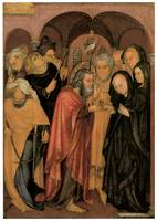 Molinari Da Besozzo's Marriage of the Virgin