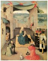 Hieronymus Bosch's The Adoration of the Magi