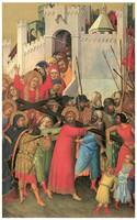 Simone Martini's Christ Carrying the Cross