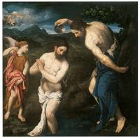 Paris Bardone's The Baptism of Christ