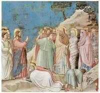 Giotto's Raising of Lazarus