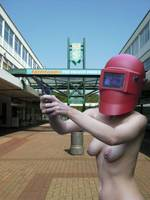 new town the naked vigilantie