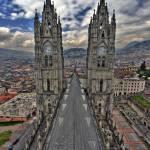 """""""La Basilica Del Voto Nacional - Quito, Ecuador"""" by leslein"""