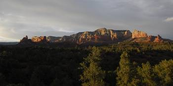 Bear Mountain near Sedona, Arizona