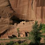 """White House Ruins in Canyon de Chelly"" by ElizabethRose"
